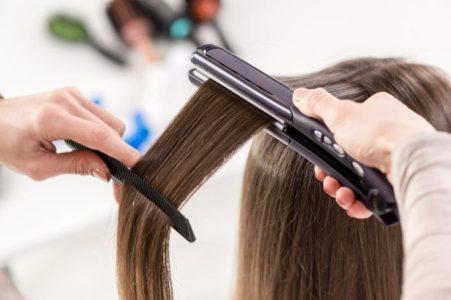 planchar cabello